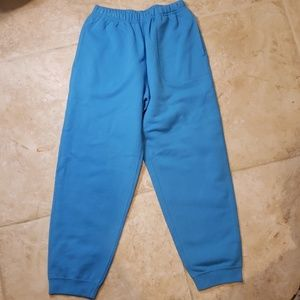 Hanna Andersson jogger sweatpants size 140 (10)